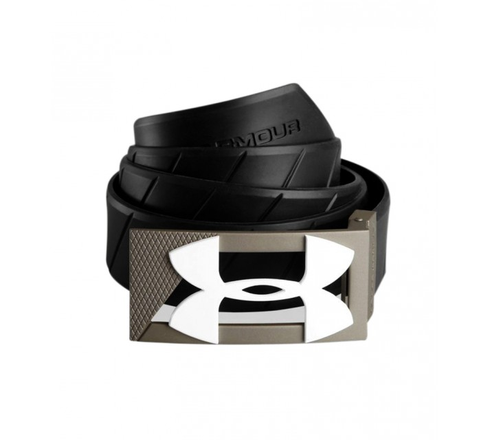 UNDER ARMOUR SILICON BELT BLACK - SS16