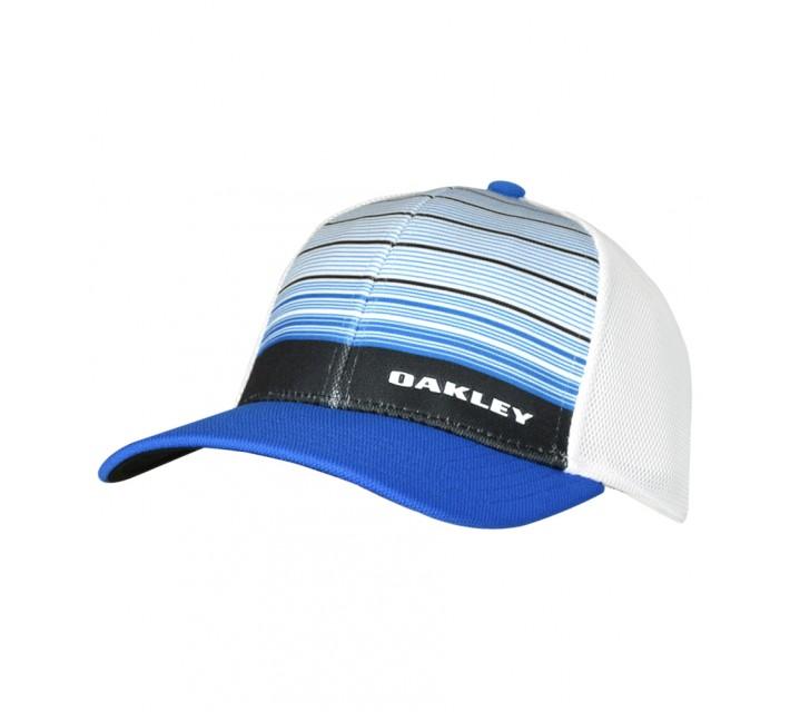 OAKLEY SILICON BARK TRUCKER 4.0 HAT OZONE - AW16