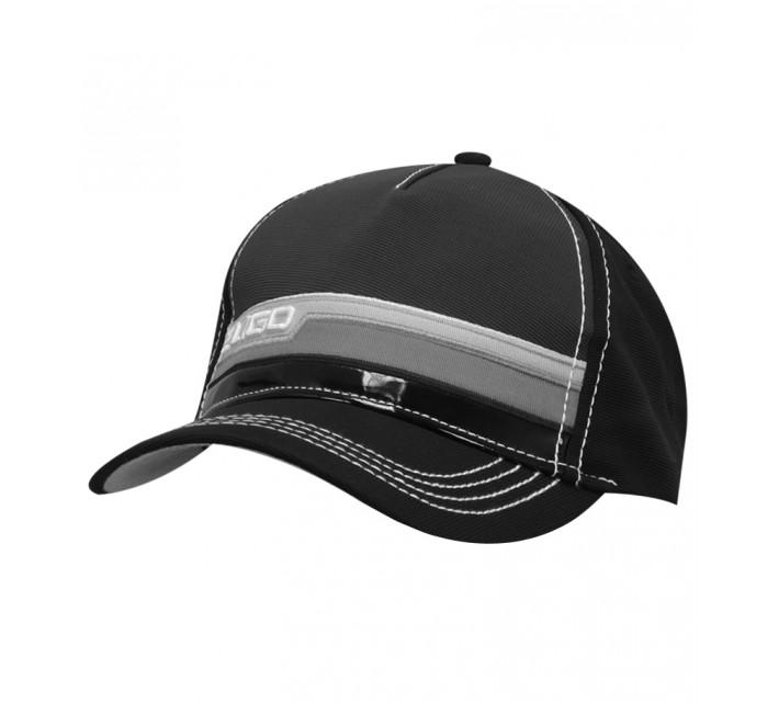 SLIGO SNAP BACK HAT BLACK - SS15