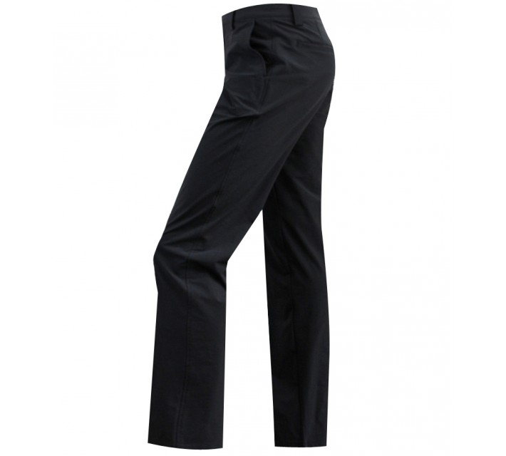HOLLAS SOLID GOLF PANT BLACK - AW15