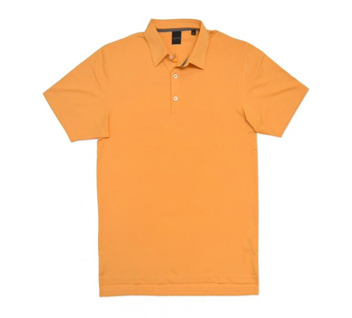 DUNNING SOLID PIQUE POLO HAWI - SS16