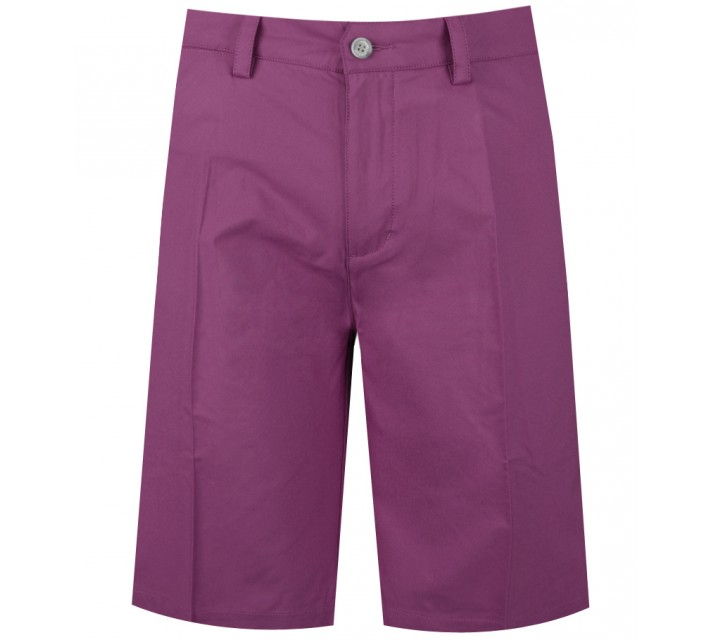 J. LINDEBERG SOMLE LIGHT POLY SHORTS PLUM - SS15
