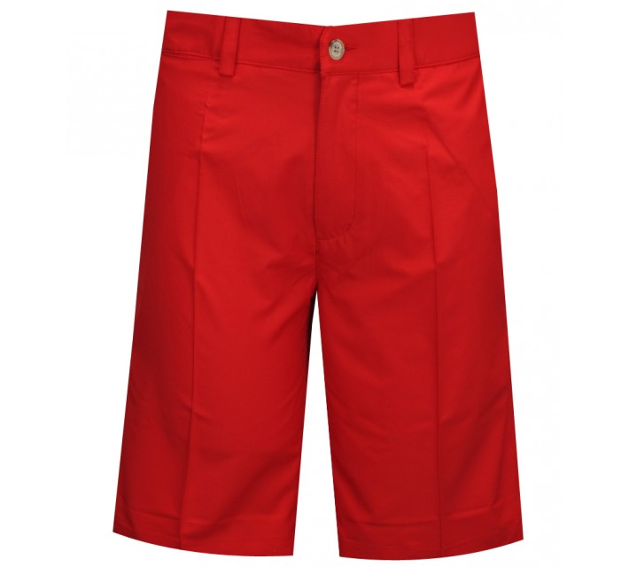 J. LINDEBERG SOMLE LIGHT POLY SHORTS RED INTENSE - SS15