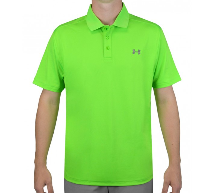 UNDER ARMOUR PERFORMANCE GOLF POLO POISON - AW15