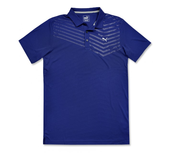 PUMA PRISM STRIPE POLO SURF THE WEB - AW16