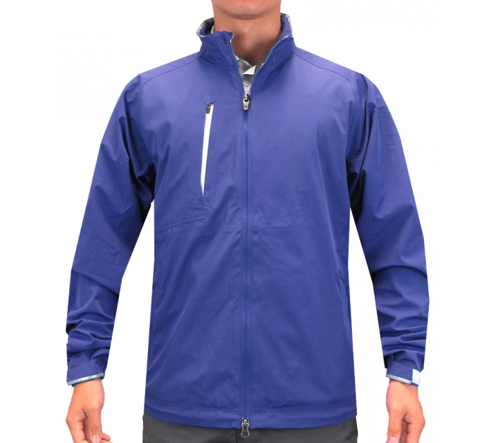 ZERO RESTRICTION GORE-TEX STEALTH JACKET BRIGHT ROYAL - SS15