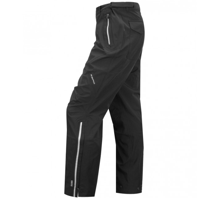 ZERO RESTRICTION GORE-TEX STEALTH PANT BLACK/METALLIC SILVER - AW15