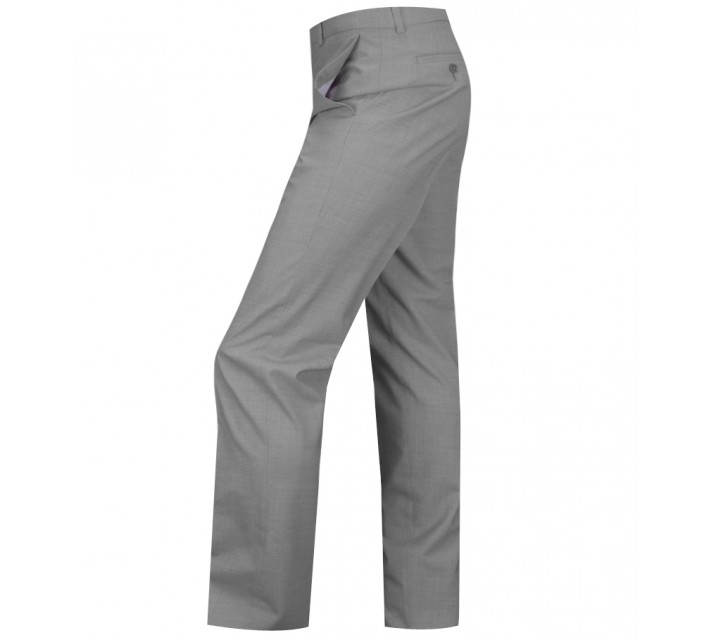 ARISTO 18 STIRLING EVOLUTION WOOL TECH PANT SILVER MELANGE - CORE