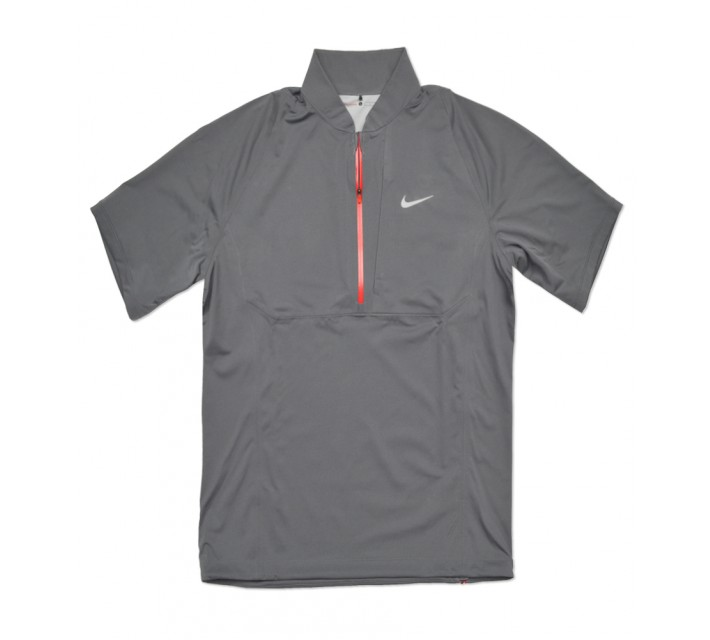 TIGER WOODS STORM-FIT VAPOR S/S JACKET DARK GREY - SS16 CLOSEOUT