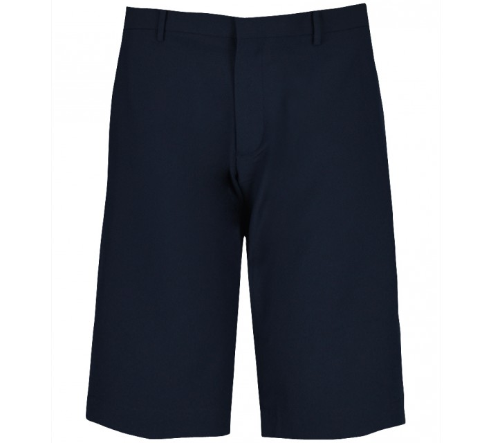 WOLSEY STRETCH CHINO SHORT TOTAL ECLIPSE - AW15