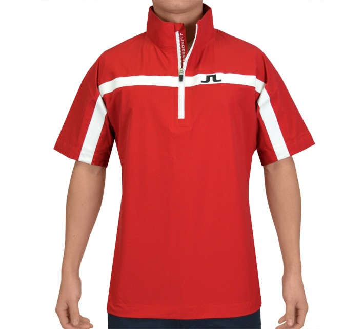J. LINDEBERG SWING TEE 2.5 PLY RED INTENSE - SS15