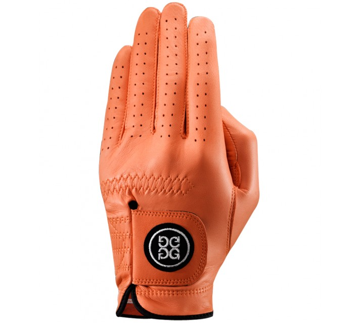 G/FORE GOLF GLOVE TANGERINE - AW16