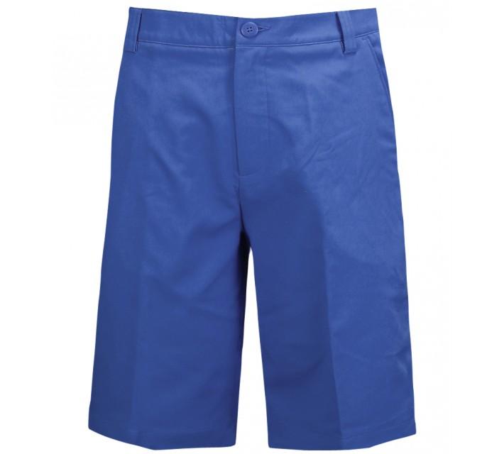 PUMA JUNIOR BOYS TECH SHORT STRONG BLUE - SS15