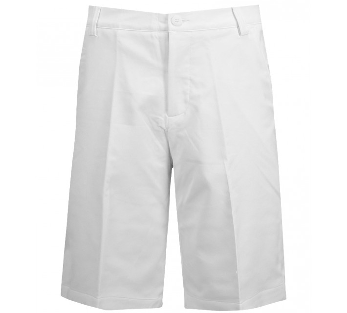 PUMA JUNIOR BOYS TECH SHORT WHITE - AW15