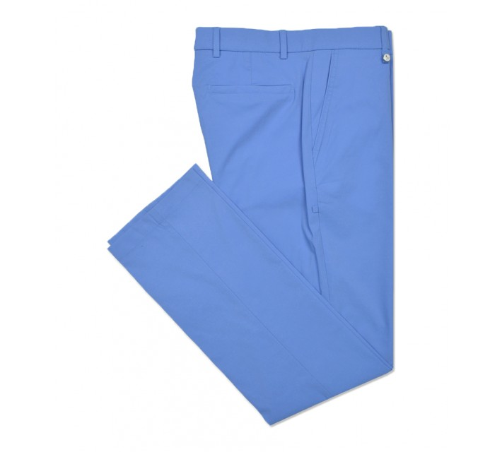 GOLFINO TECHNO STRETCH TROUSERS BLUE BAY - SS16
