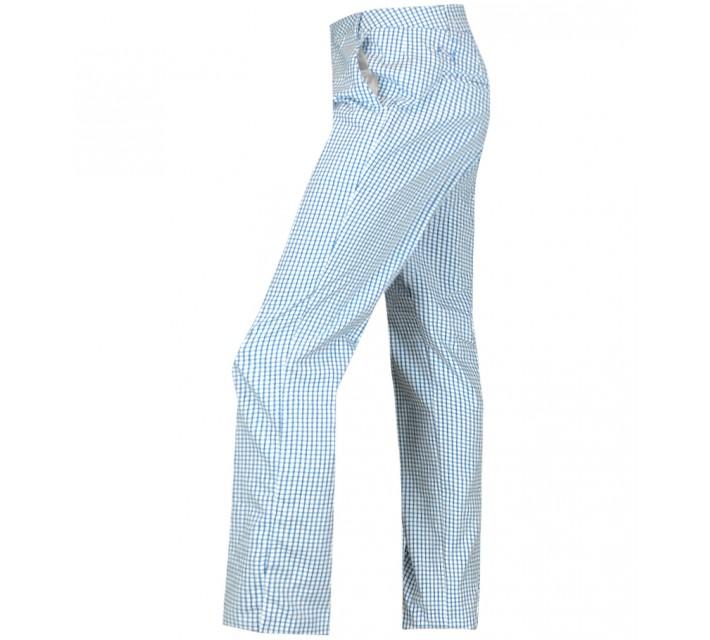 PUMA PLAID TECH PANT WHITE/PLAID - AW15