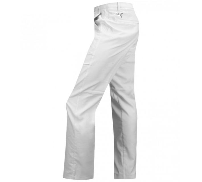 PUMA TECH PANT WHITE - AW15