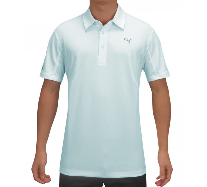 PUMA GOLF TECH POLO CLEARWATER - AW15