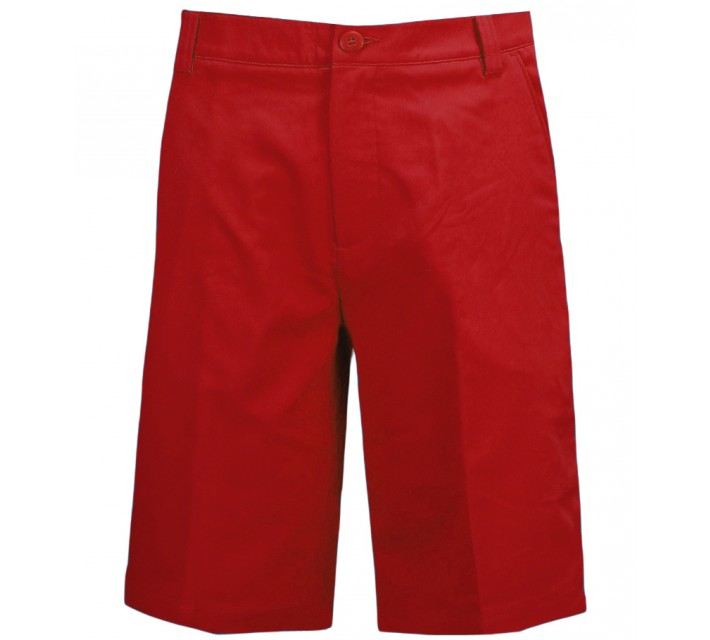 PUMA GOLF TECH SHORT TANGO RED - AW15
