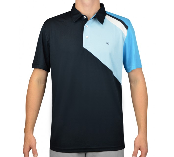 ABACUS THEO GOLF POLO NAVY - AW15