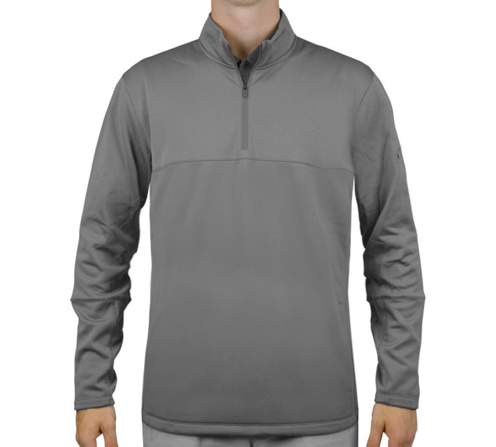 NIKE THERMA-FIT COVER-UP COOL GREY - AW15 CLOSEOUT