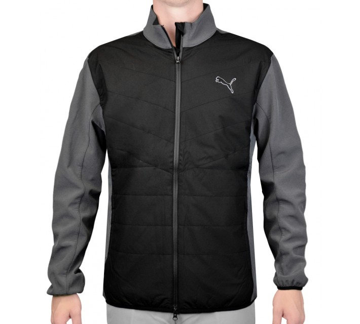 PUMA TITAN JACKET BLACK - AW15