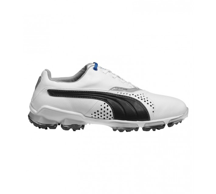 PUMA TITAN TOUR GOLF SHOE WHITE/BLACK - AW15
