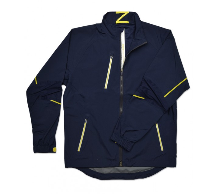 ZERO RESTRICTION POWER TORQUE FULL ZIP NAVY/SLICKER - AW16
