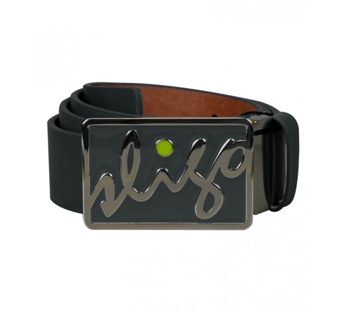 SLIGO TOUR GOLF BELT IRIDIUM BLUE - AW16