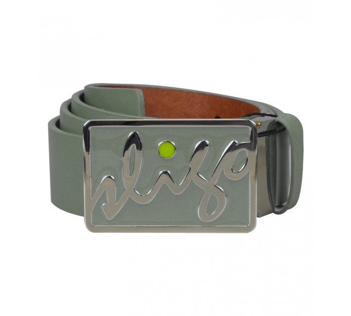 SLIGO TOUR GOLF BELT TUNGSTEN - AW16