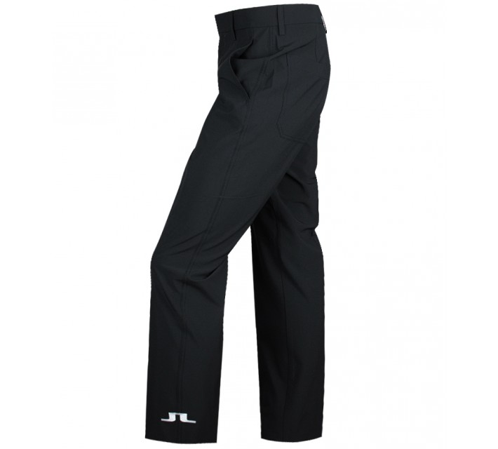 J. LINDEBERG TOUR MICRO STRETCH GOLF PANTS BLACK - AW15