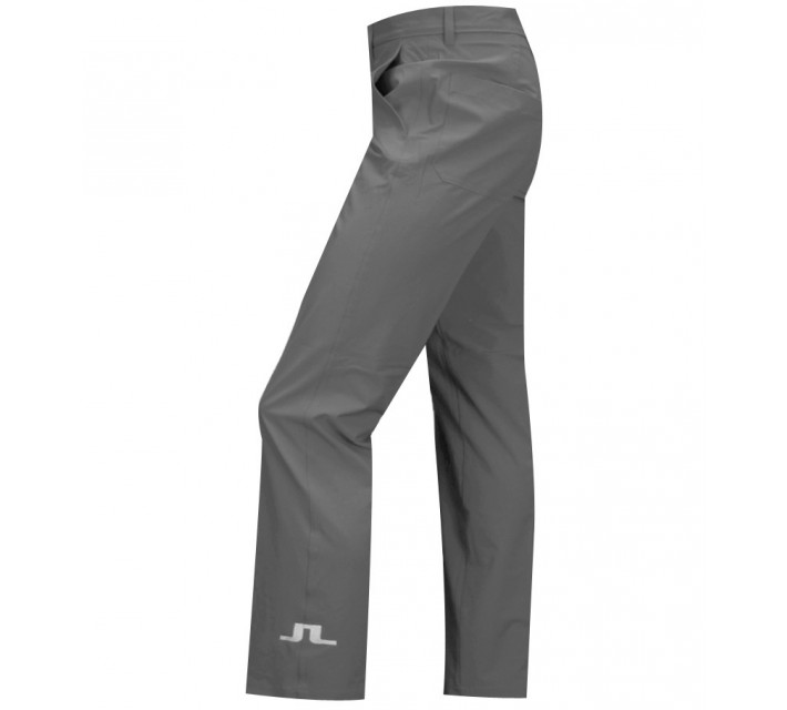 J. LINDEBERG TOUR MICRO STRETCH GOLF PANTS STEEL - SS15