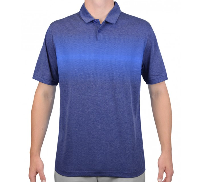 NIKE TRANSITION PRINT POLO DEEP ROYAL BLUE - AW15 CLOSEOUT