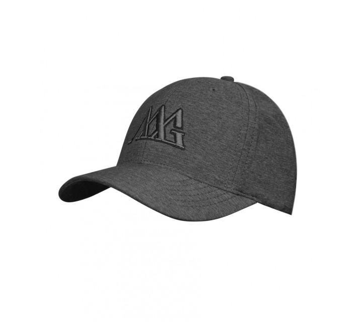 MATTE GREY TREKKER ICONOLINE CAP SHADOW - SS16