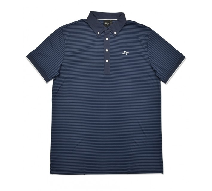 SLIGO TRISTAN GOLF POLO IRIDIUM BLUE - AW16