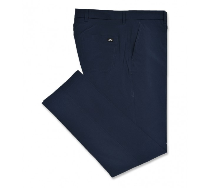 J. LINDEBERG TROON 2.0 MICRO STRETCH PANT NAVY PURPLE - AW16