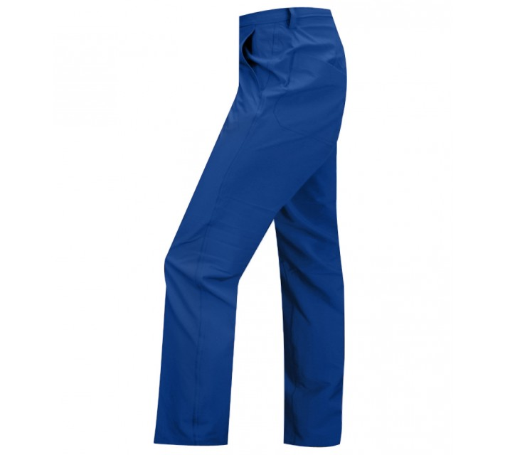 J. LINDEBERG TROON MICRO STRETCH GOLF PANTS BLUE - SS15