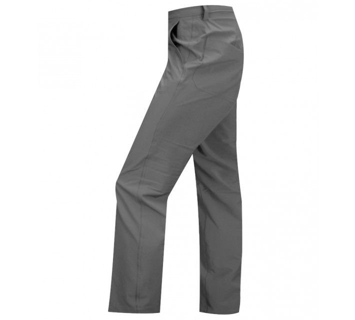 J. LINDEBERG TROON MICRO STRETCH GOLF PANTS STEEL - SS15