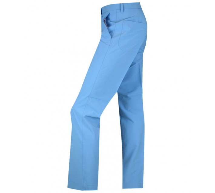 J. LINDEBERG TROON MICRO STRETCH GOLF PANTS BLUE INTENSE - AW15
