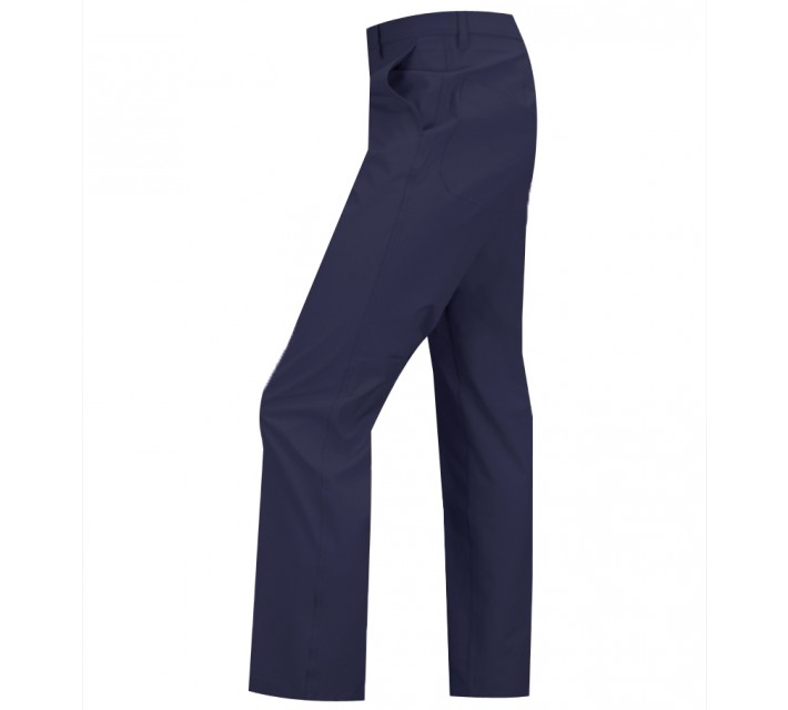 J. LINDEBERG TROON MICRO STRETCH GOLF PANTS NAVY PURPLE - SS16