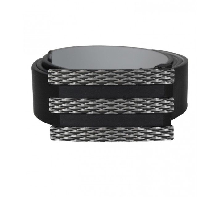 ADIDAS TROPHY REVERSIBLE BELT BLACK/MID GREY - AW15