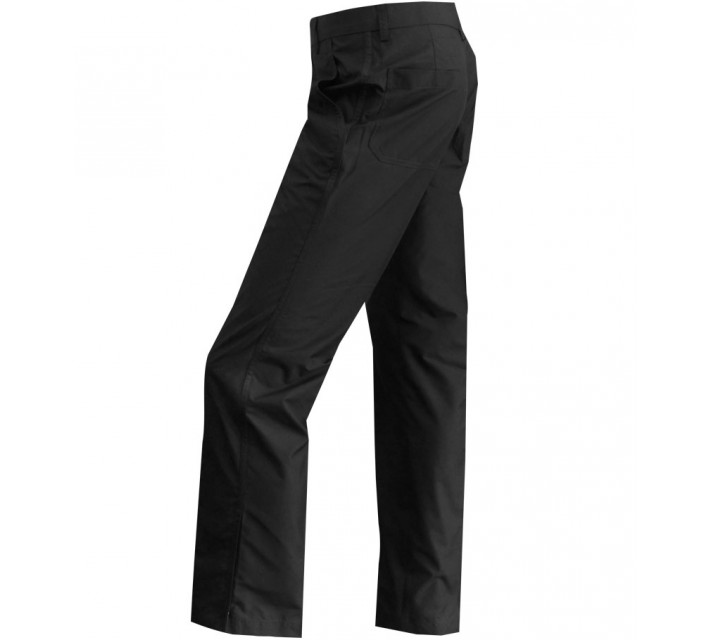 J. LINDEBERG TROYAN GOLF PANTS BLACK - CORE
