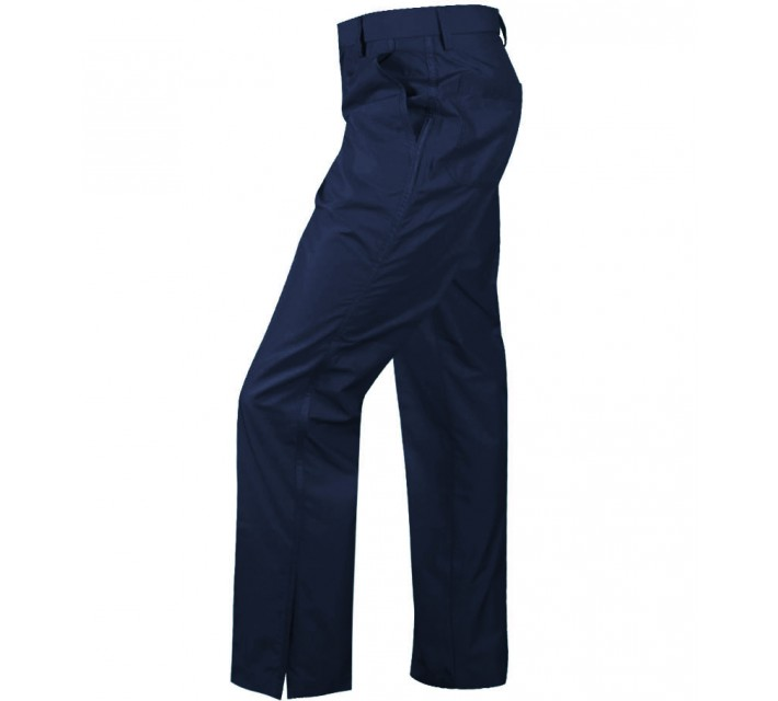 J. LINDEBERG TROYAN GOLF PANTS NAVY/PUPLE - CORE