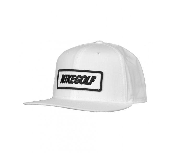 NIKE GOLF TRUE OX CAP WHITE - SS16 CLOSEOUT