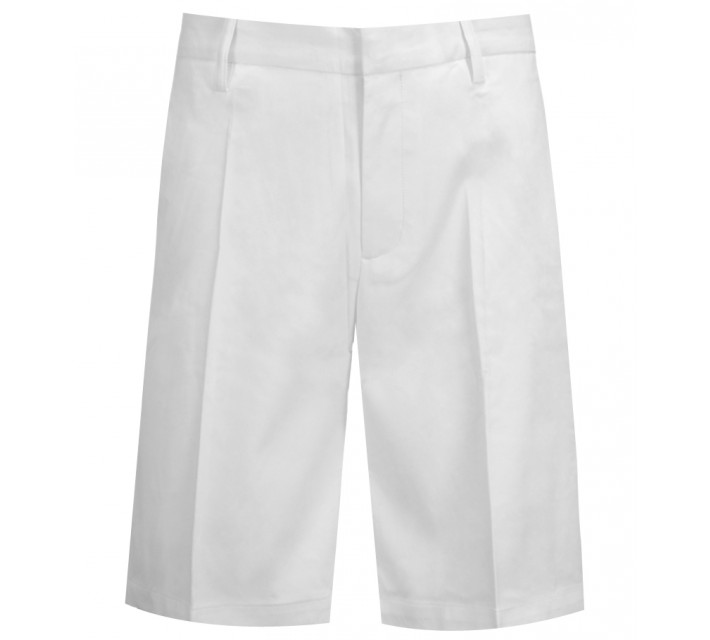 J. LINDEBERG TRUE MICRO STRETCH SHORTS WHITE - AW16