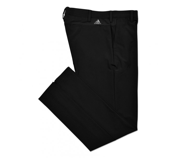 ADIDAS ULTIMATE TAPERED FIT PANT BLACK - AW16