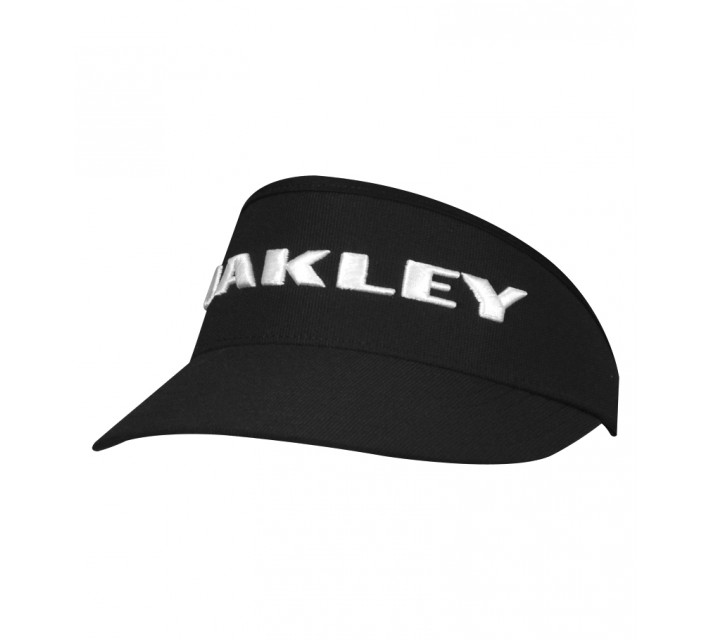 OAKLEY HIGH CROWN VISOR 2.0 BLACK - AW15