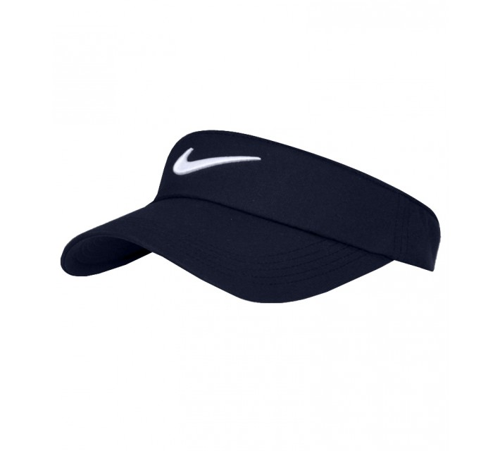 NIKE TECH SWOOSH VISOR COLLEGE NAVY - SS15 CLOSEOUT