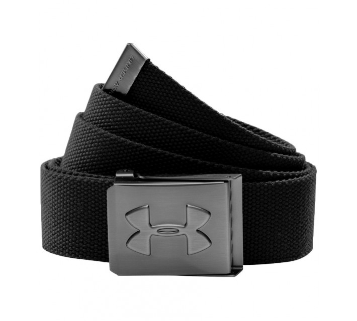 UNDER ARMOUR WEBBING BELT BLACK - AW16