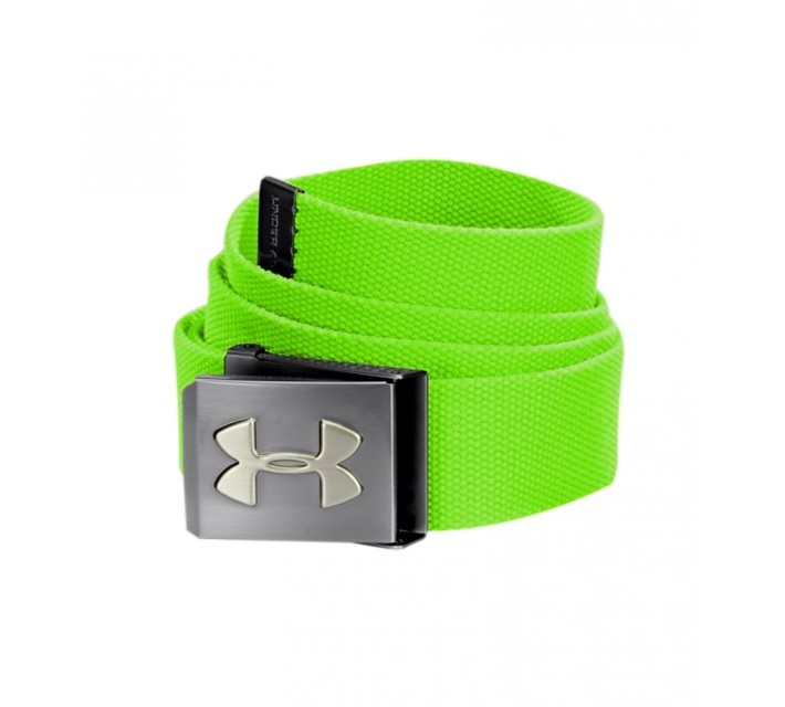 UNDER ARMOUR WEBBING BELT POISON - SS16